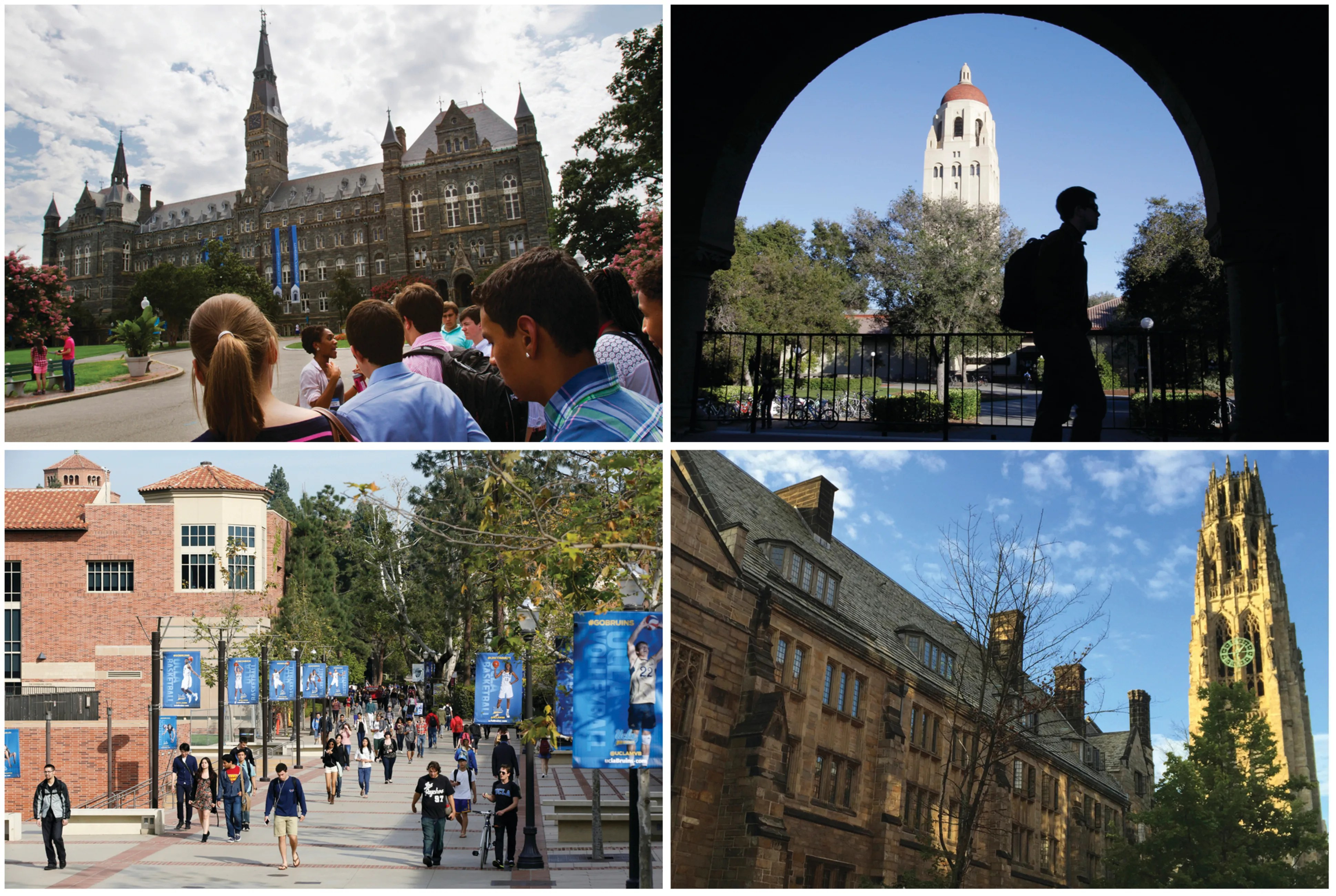 Georgetown Admission Status
