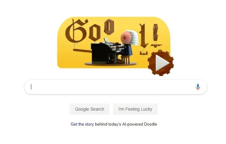 Google Doodle Bach Tribute Eastman School Of Music Weighs In
