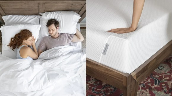 Get a better night's rest on this mattress from Tuft & Needle.