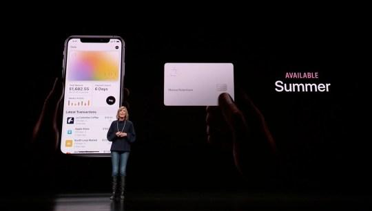 Image result for apple card