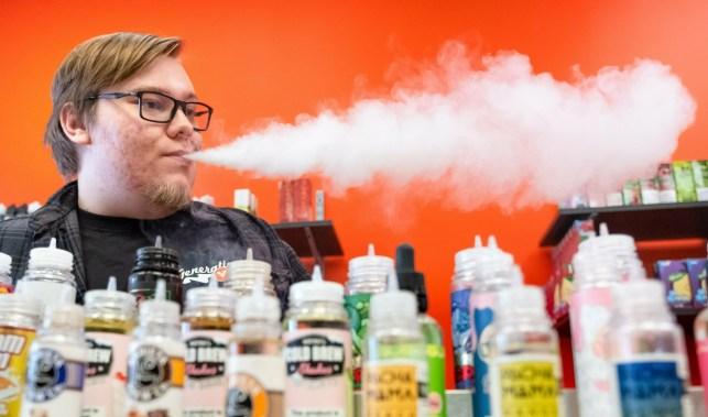 Pick up a joint instead, doc says: Vaping illnesses highlight flawed marijuana regulations