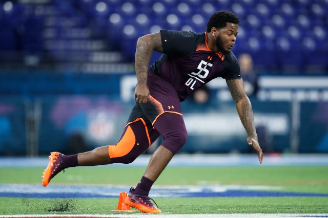 abc81c9d-ec75-40ee-92f3-882e61104827-GettyImages-Jawaan_Taylor_2 Brevard grads waiting for Friday's 2019 NFL Draft second, third rounds