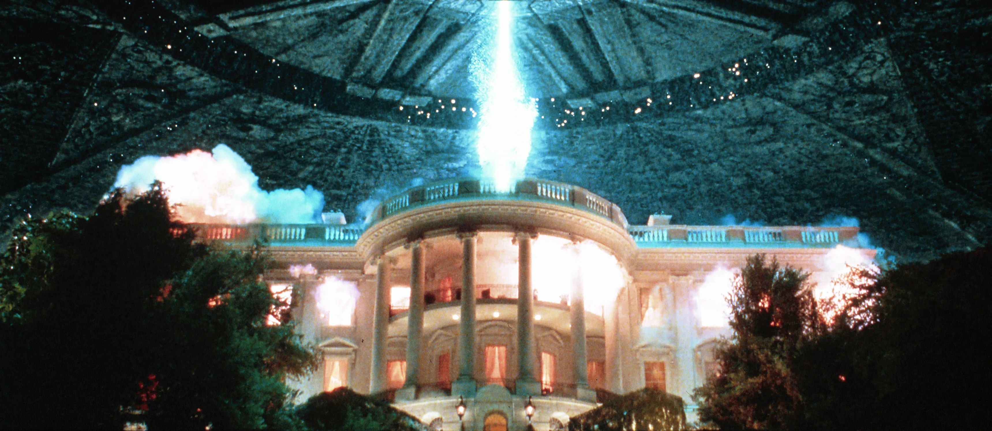 Paramount Theatre Cancels Showing Of Independence Day