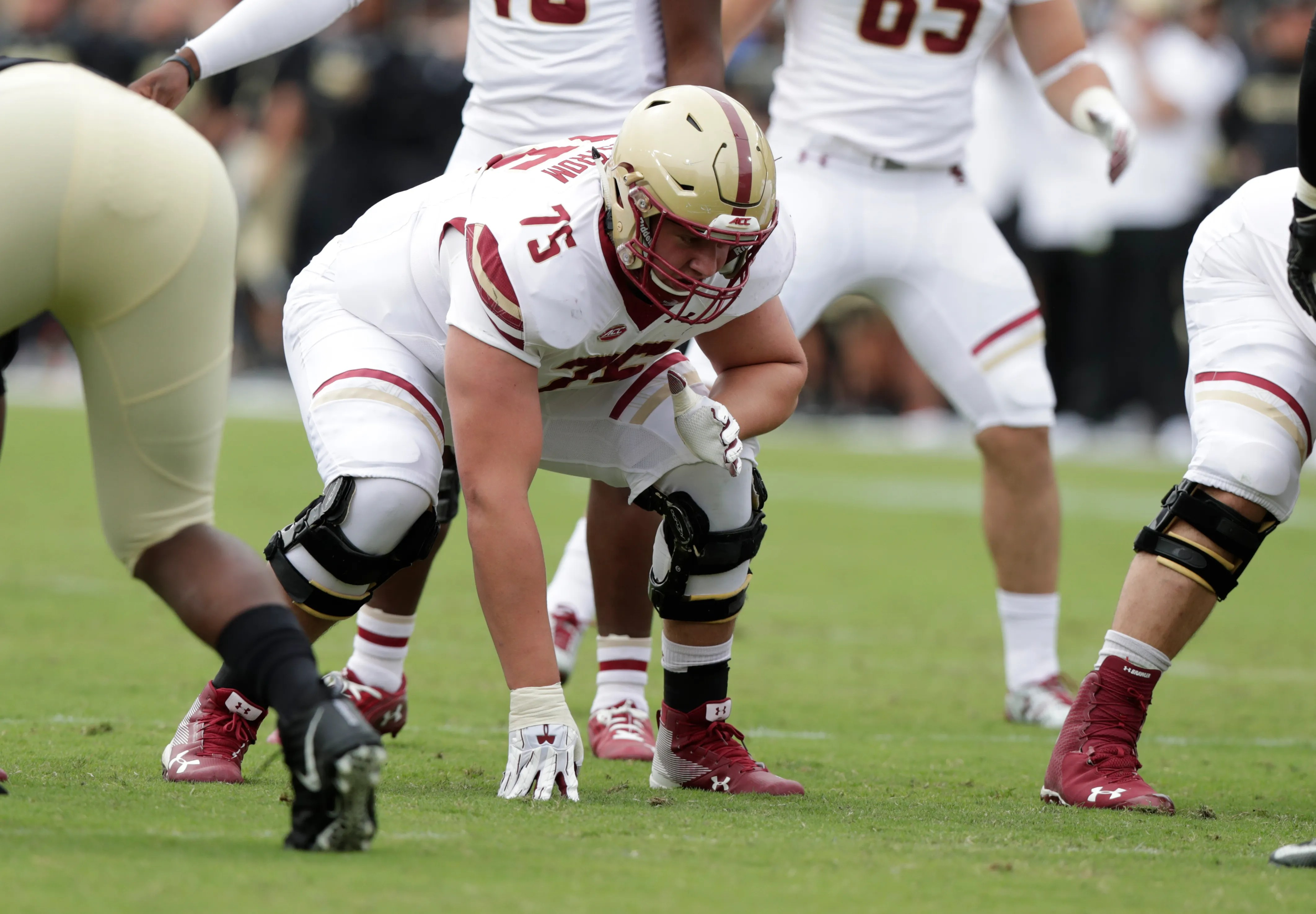Detroit Lions draft preview Interior offensive lineman fits teams needs