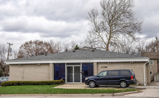 The Yagdil Torah Congregation in Southfield, Michigan was photographed on Friday, April 12, 2019.