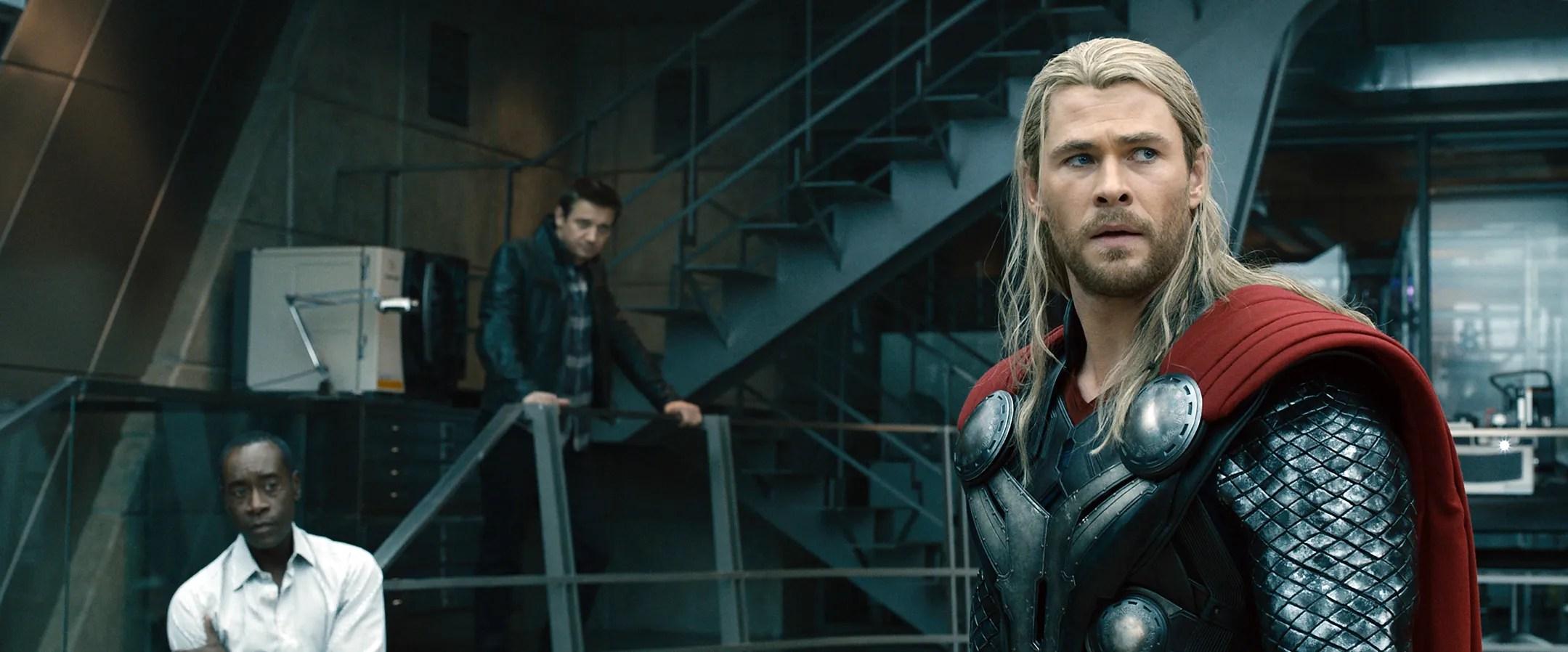 Chris Hemsworth Thor Endgame Amnet