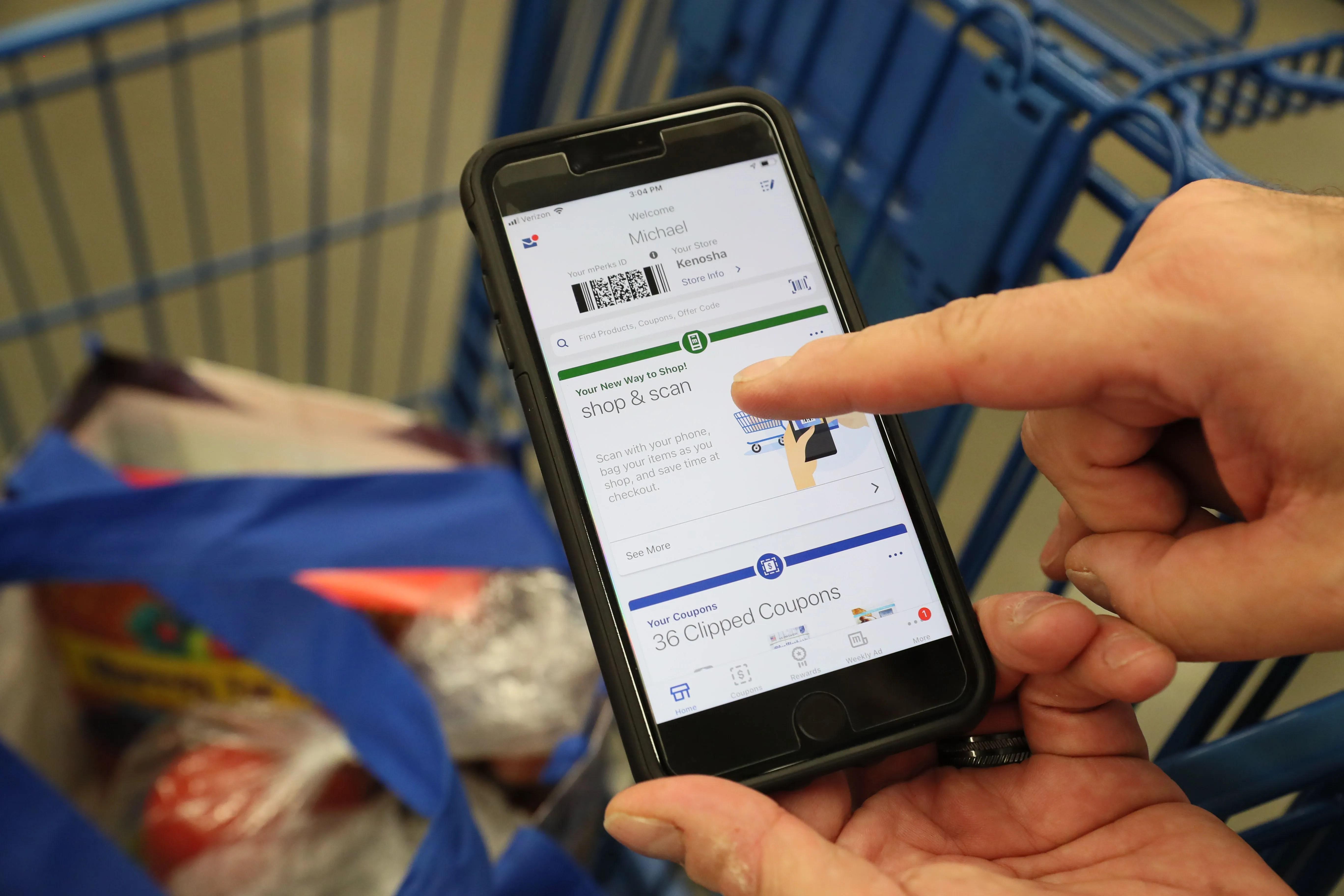 grocery wars meijer adds