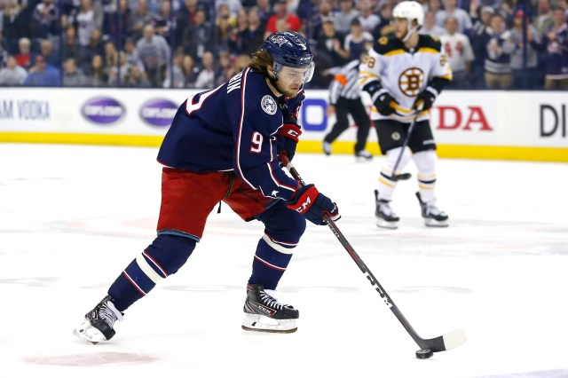1. LW Artemi Panarin, Columbus Blue Jackets, $6 million salary in 2018-19. New team: New York Rangers, seven years, $81.5 million