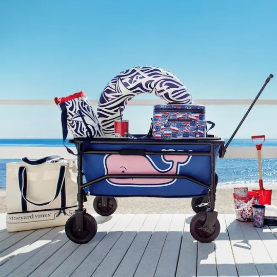 Vineyard Vines for Target includes clothes, accessories, home goods and items for pets.