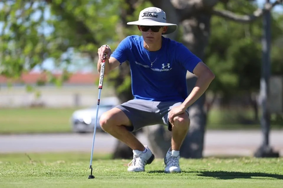 Uil State Golf Flour Bluff' Ming Makes Tournament Debut