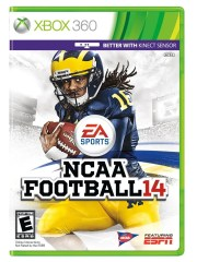 """NCAA Football 14,"" which was released in 2013, was the last college football game from EA Sports."