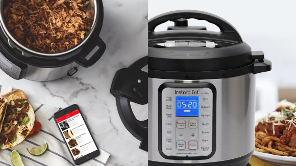 Cook all your meals in this fan favorite cooking device.