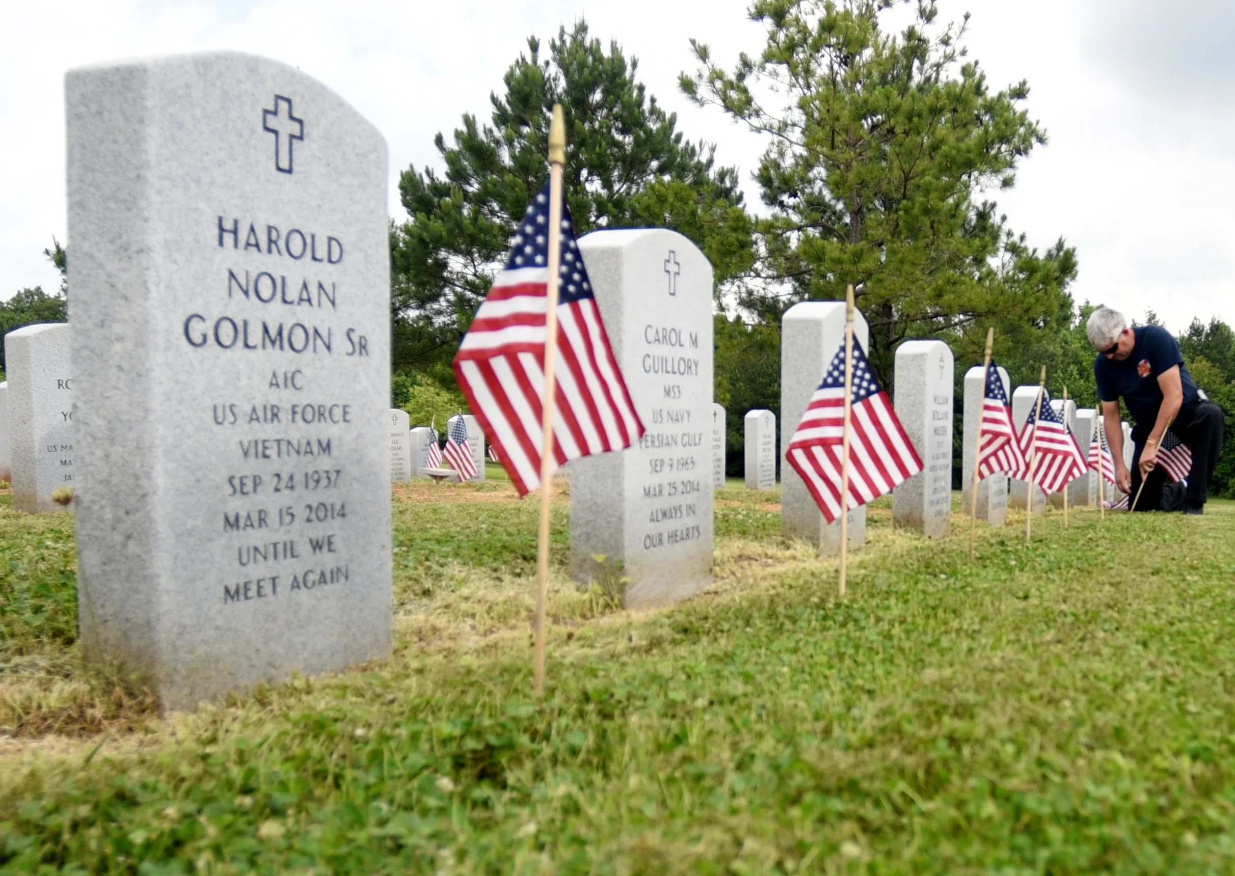 Letter Thank A Veteran For Their Service On Memorial Day