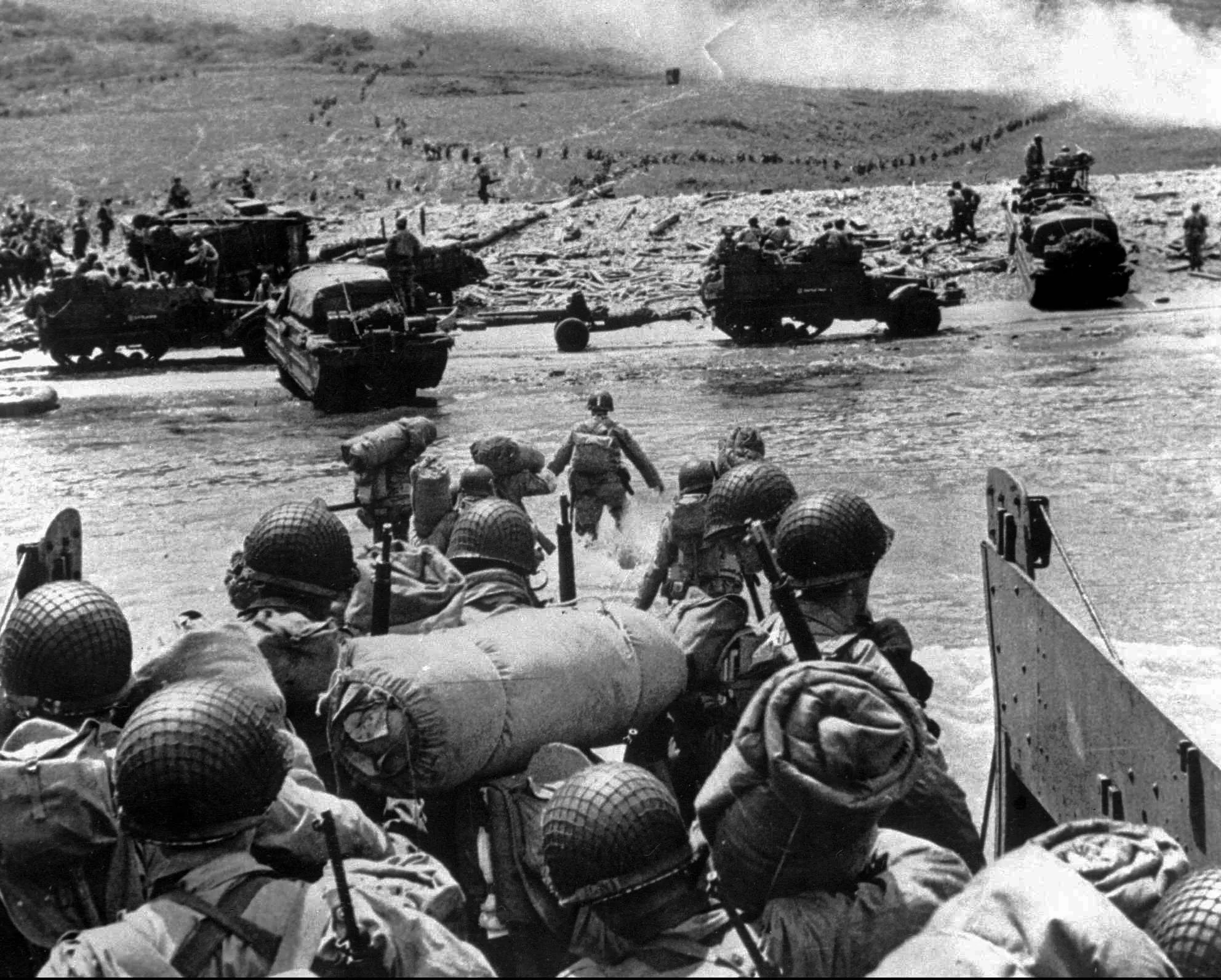 D Day Photos From Normandy To Mark 75th Anniversary Of D