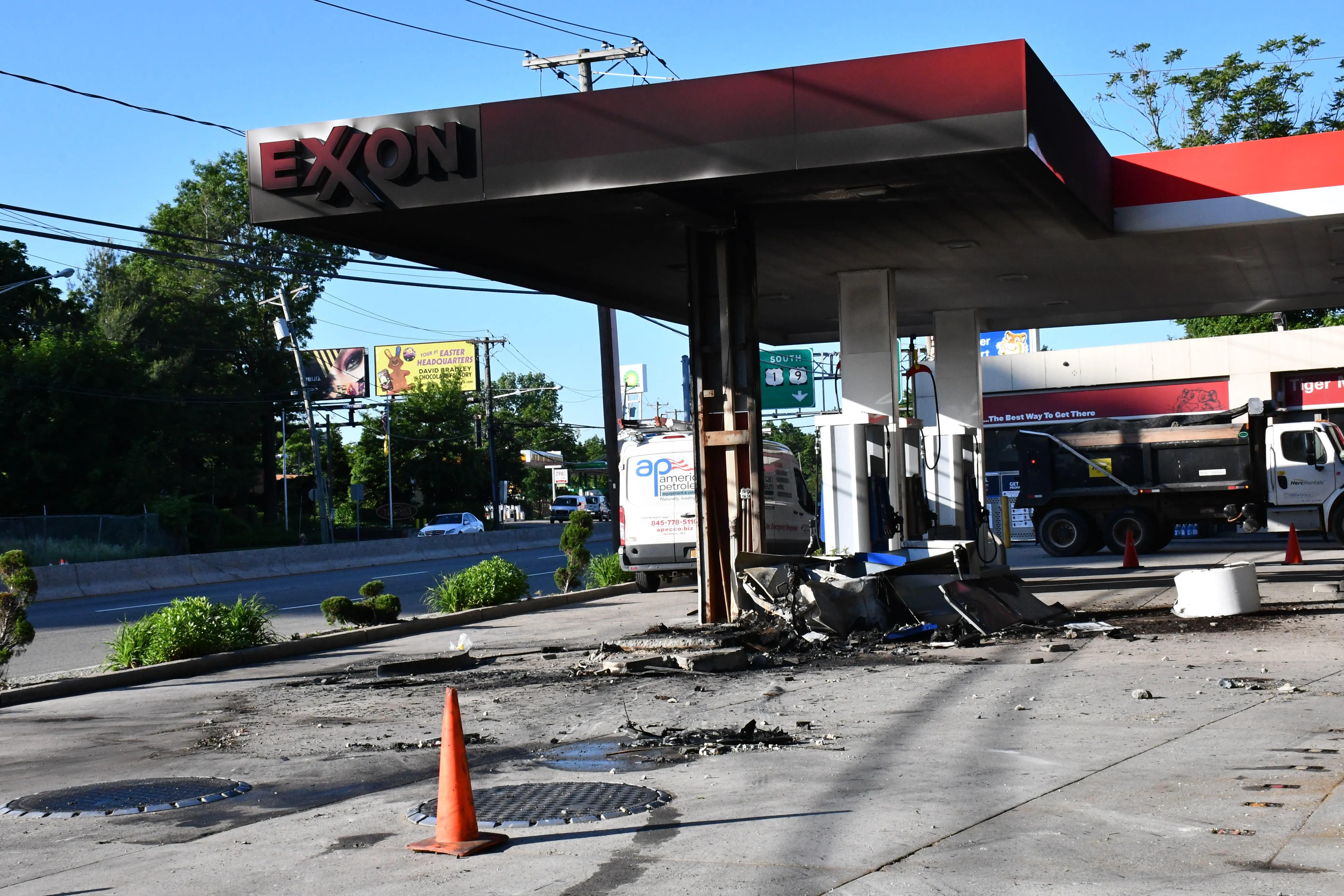 Exxon Gas Station Jobs - Year of Clean Water