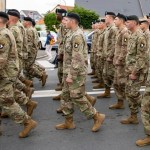 101st Airborne Soldiers Mark 75th D Day Anniversary In Normandy