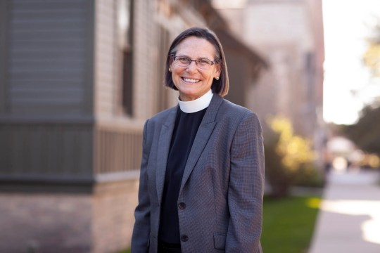 Rev. Bonnie Perry, 57, Bishop-elect of the Episcopal Diocese of Michigan. She was elected on June 1, 2019 and is to become head of the Michigan diocese in Feb. 2020. She is currently the rector of All Saints Episcopal Church in Chicago