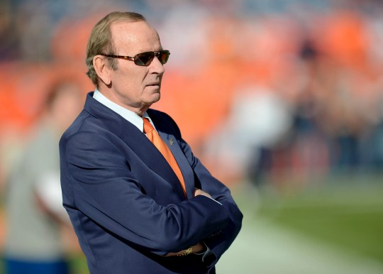Denver Broncos owner Pat Bowlen reached the Super Bowl seven times, winning three, during his time with the team.