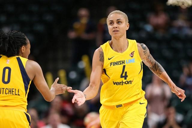 WNBA: Atlanta Dream defeat Indiana Fever, 88-78