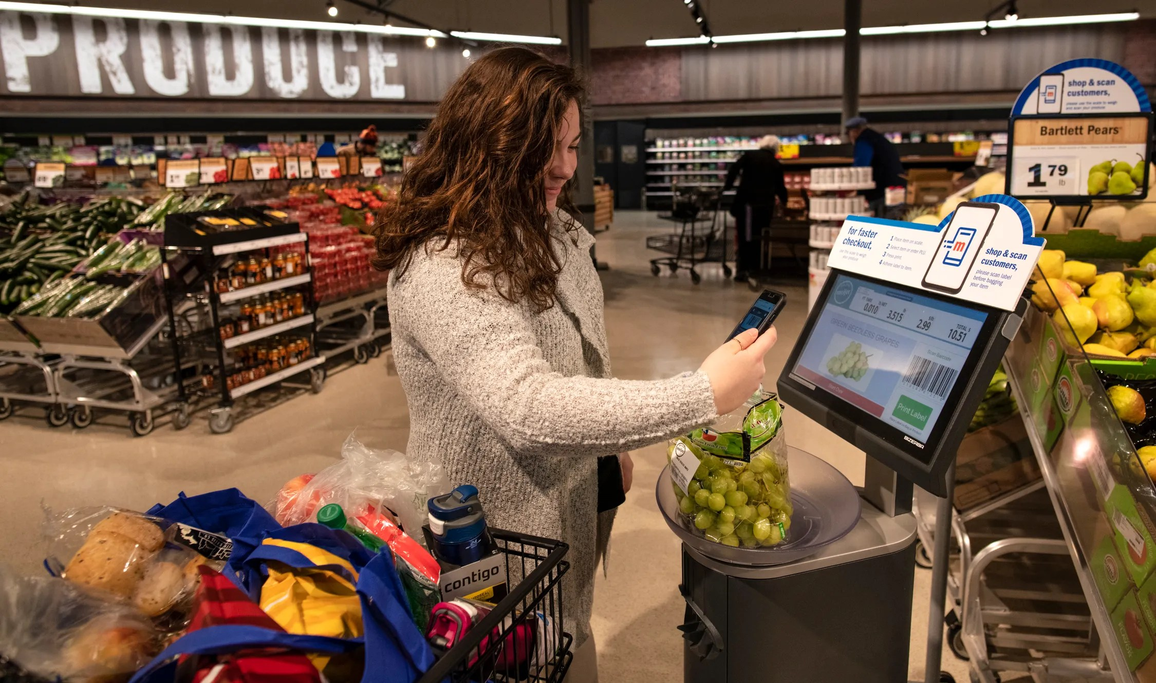 meijer launches shop scan