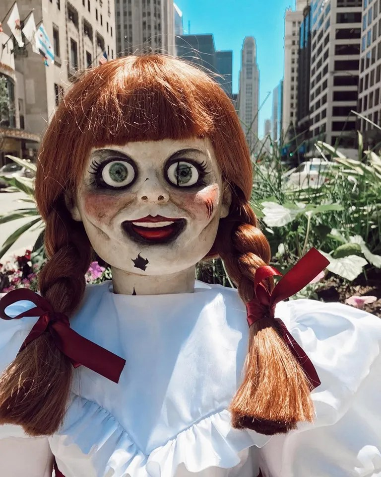 conjuring fans have second