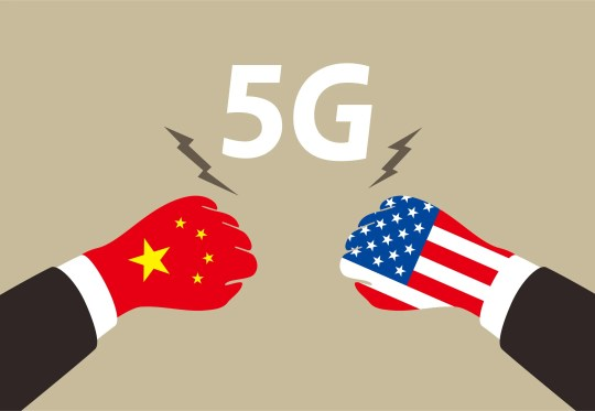 President Trump has considered big changes to the 5G technology landscape as a result of trade disagreements with China.