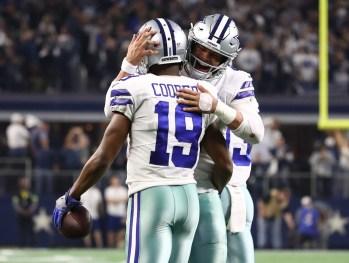 Dallas Cowboys: Dak Prescott, Amari Cooper clicked in connection