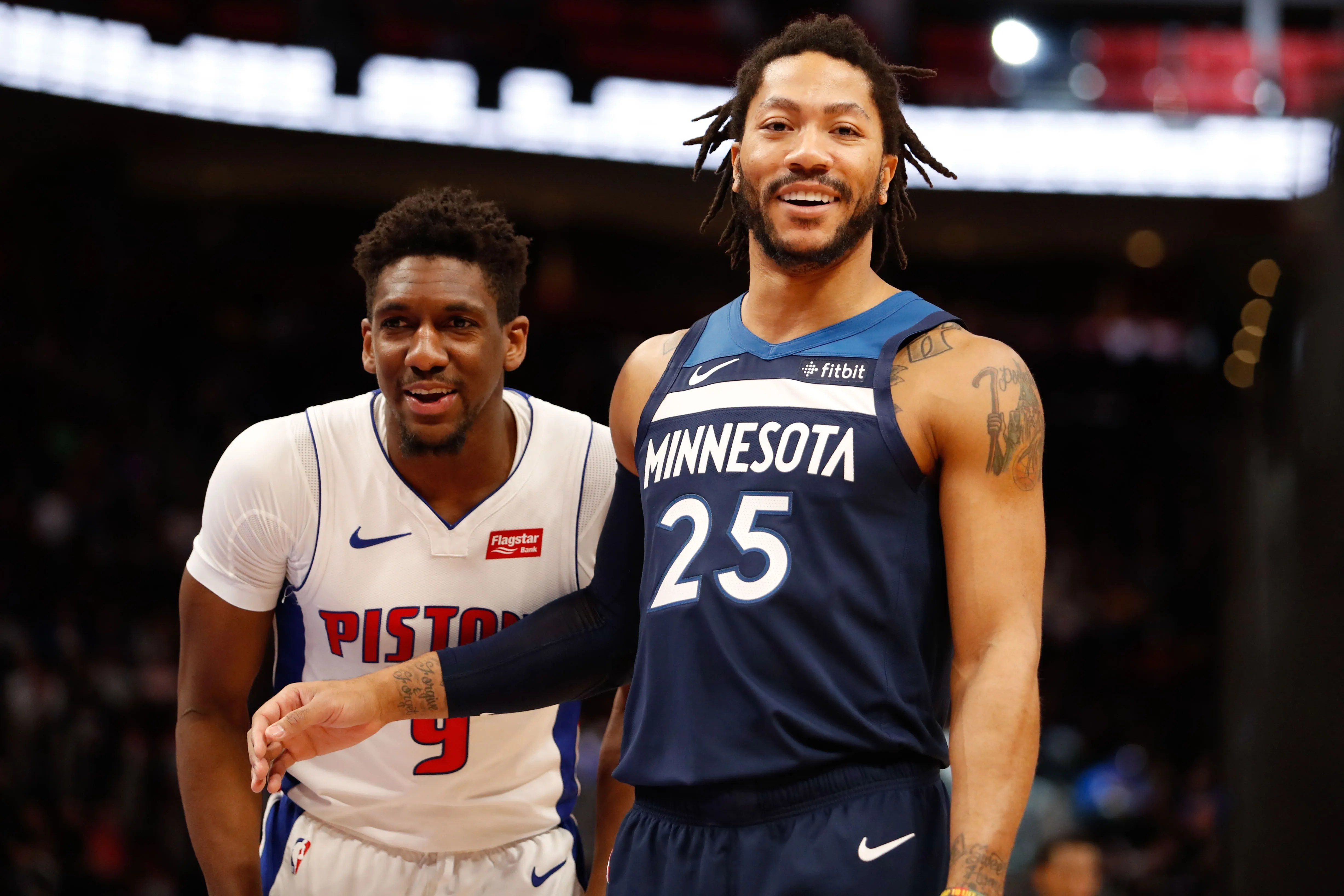 why derrick rose is