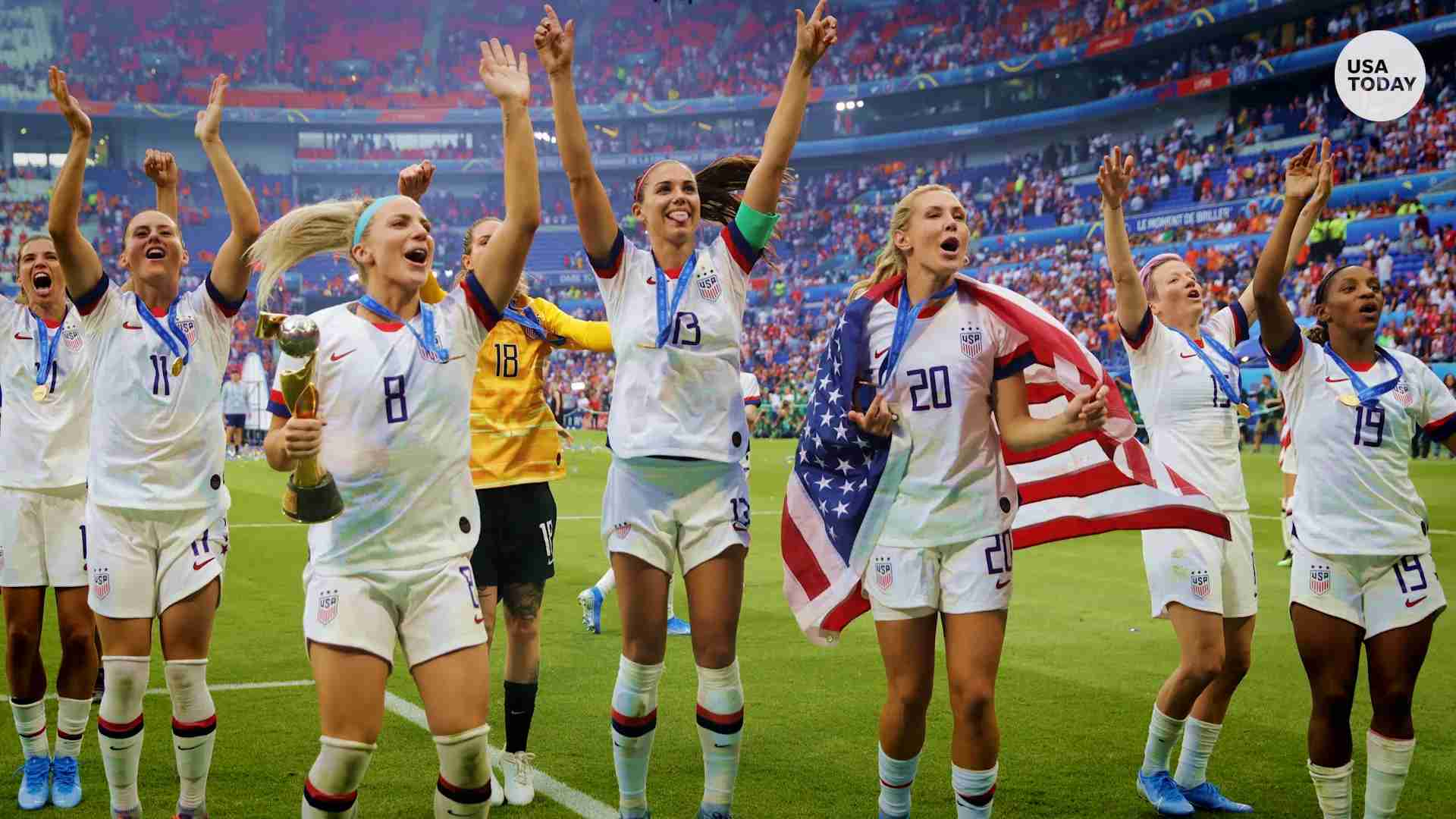 how the uswnt stepped