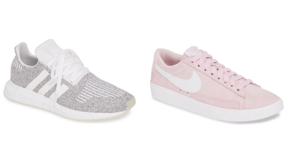 Upgrade your athleisure with these sporty sneaks.