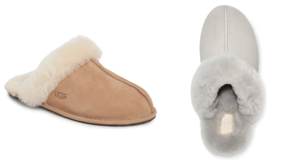 Your favorite UGG boots but in super soft slipper form.