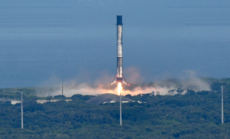 How to watch SpaceX Falcon 9 rocket launch from Cape ...