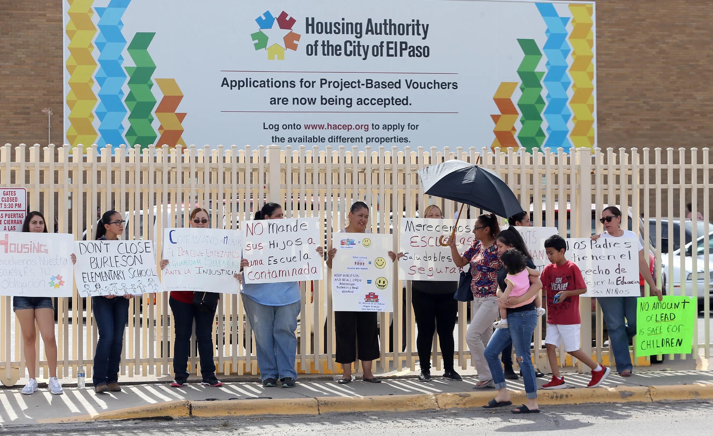 El Paso Housing Authority Eyes Burleson School As Possible