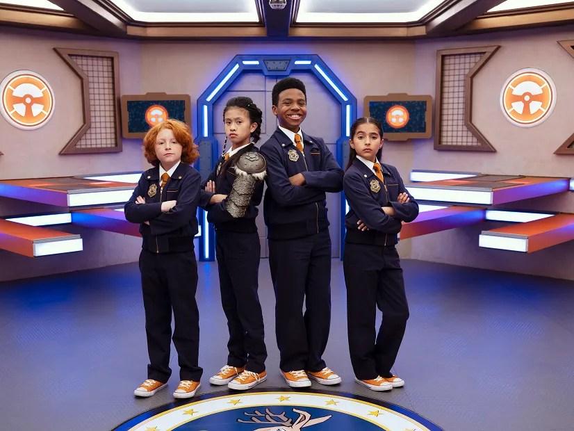 Odd Squad Cast For New Season On Pbs Kids Revealed Meet