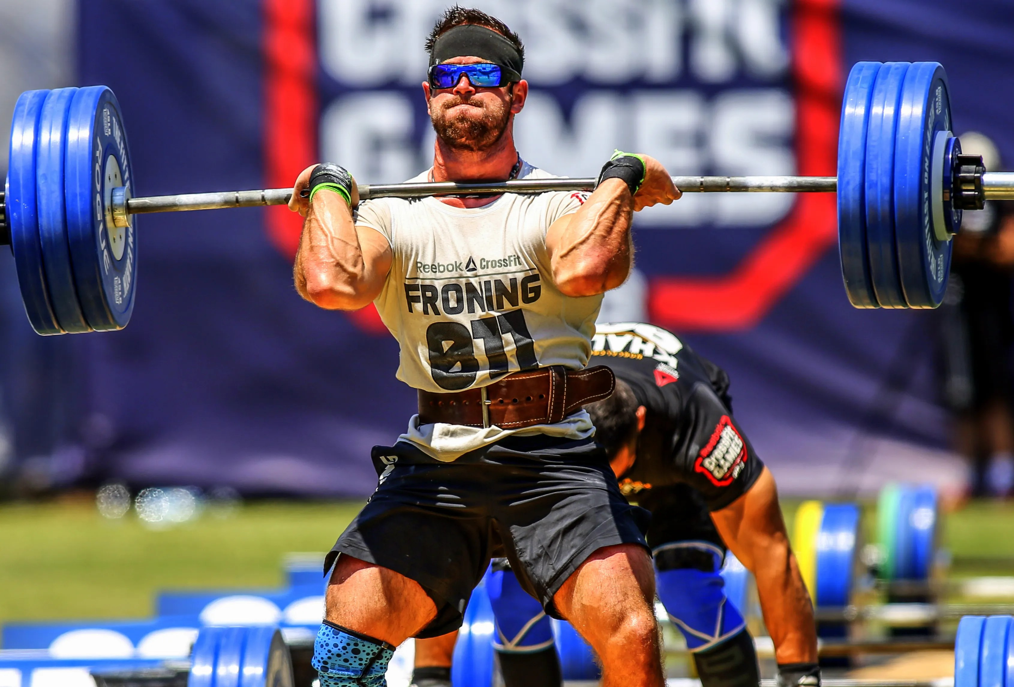 Crossfit Games 2019 Rich Froning Prepared For Mat Fraser