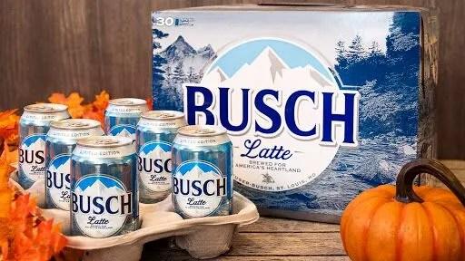 busch light branded as