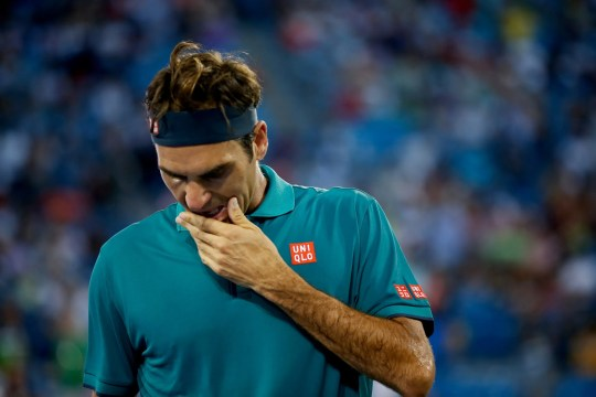 World No. 3 Roger Federer made his return to Cincinnati on Tuesday, August 13, 2019, with a straight-set win in the second round of the Western & Southern Open.