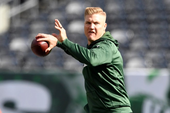Josh McCown is headed to the Eagles.