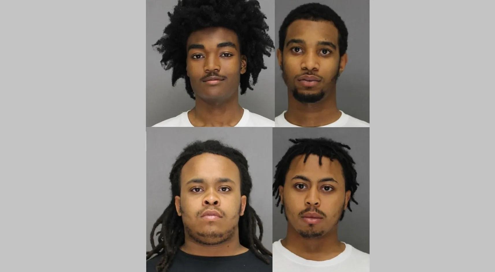 meijer four men accused