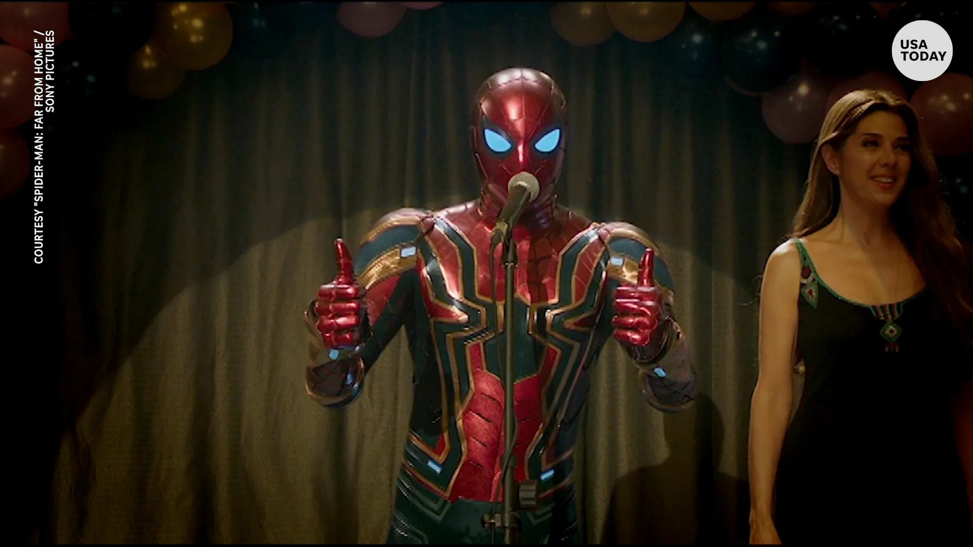 spider man may exit