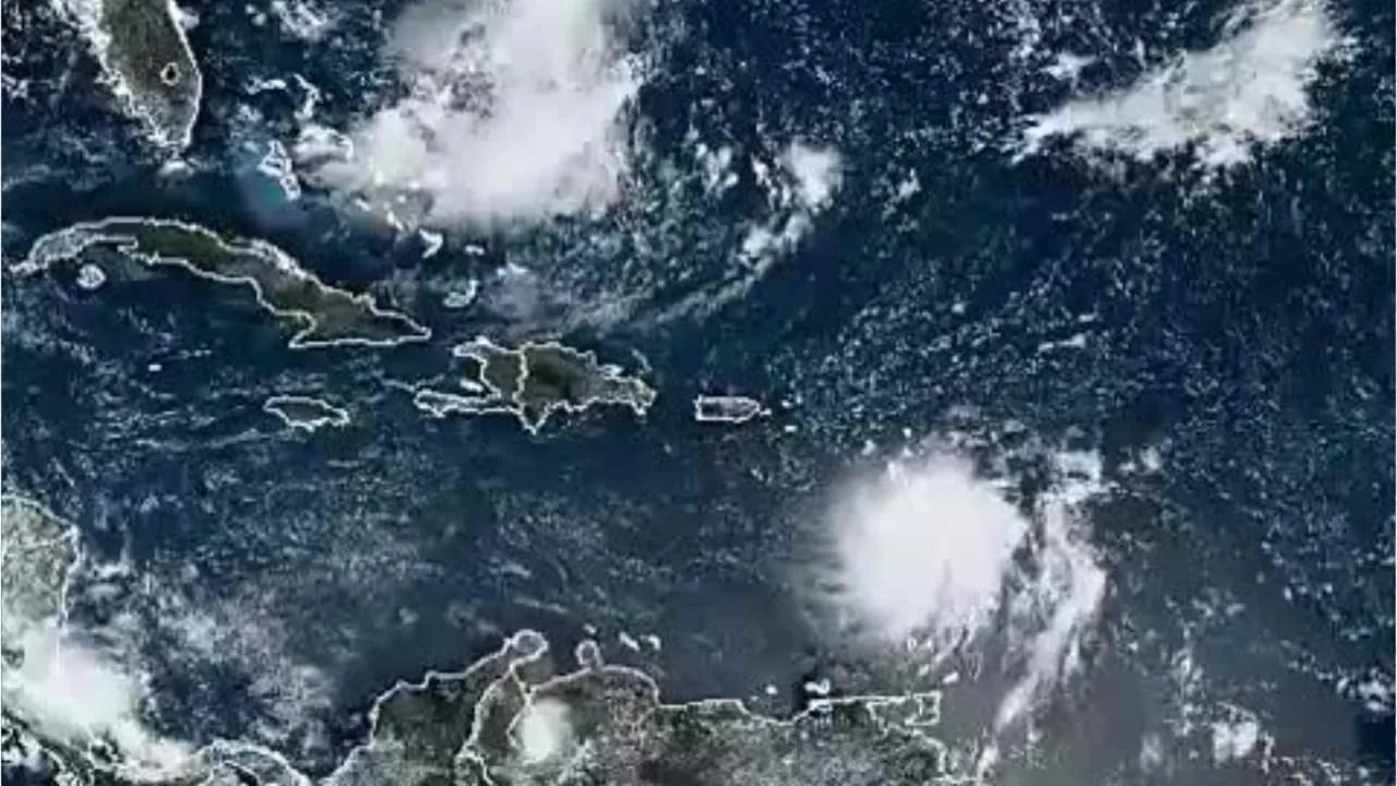 dorian tropical storm forecast