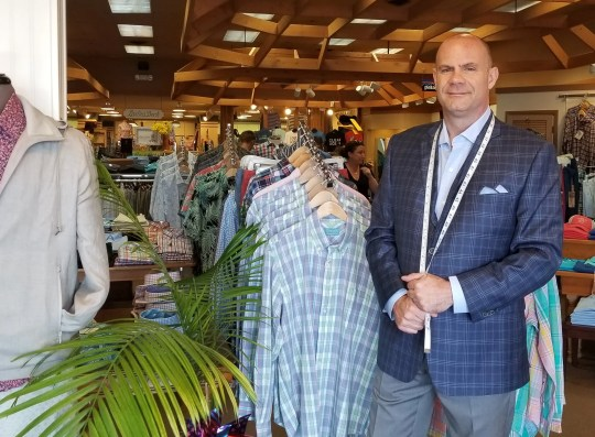 Many small shops are already feeling the pain of the September 1 duty. About 80% of the items in Carlton's Men's and Women's Clothing in Rehoboth Beach, Delaware, are from China, says store owner Trey Kraus. In anticipation of a 25% tariff, manufacturers that supply the 59-year-old store began modestly raising their suggested retail prices late last year for spring apparel and have boosted prices further on recently-arrived fall selections to avoid an abrupt increase when the tariff hits.