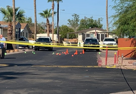 Mother and 10-year-old son found dead in Mesa home