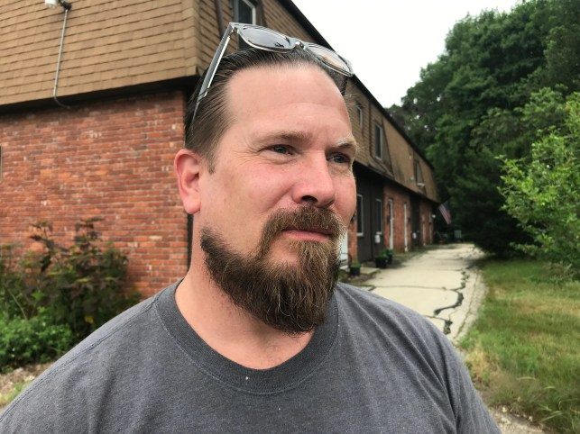 When opioid treatment isn't enough: Man says he treated self as a 'garbage can' for drugs