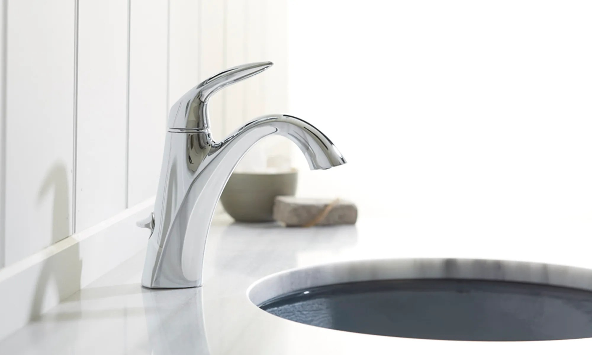 swap the faucet but save the sink