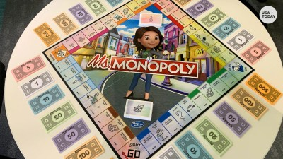 Ms. Monopoly game lets women make more money than men