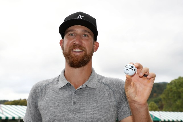 Kevin Chappell fires 59 at The Greenbrier, 11th sub-60 round in PGA Tour history