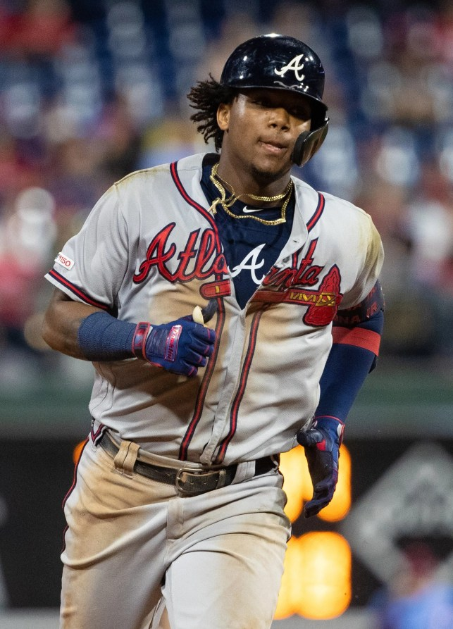With Ronald Acuña Jr. on verge of 40/40 season, here's a look at the four players who have done it before