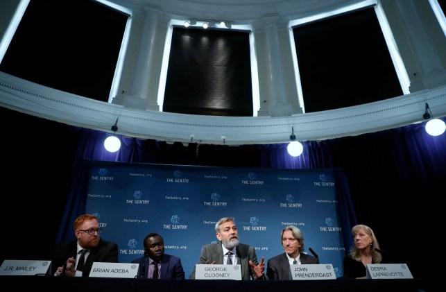 George Clooney & John Prendergast: Violence is the business model in South Sudan