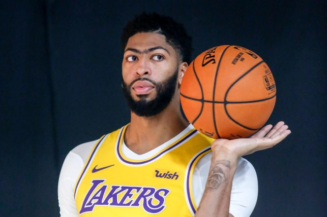 Los Angeles Lakers' Anthony Davis on free agency: 'I just want to focus on this year'